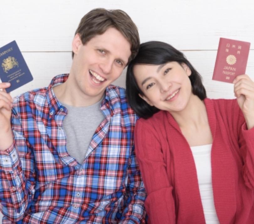 国際結婚@日本人の配偶者ビザ等の配偶者ビザ申請専門家行政書士